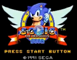 Sonic the Hedgehog on Game Gear