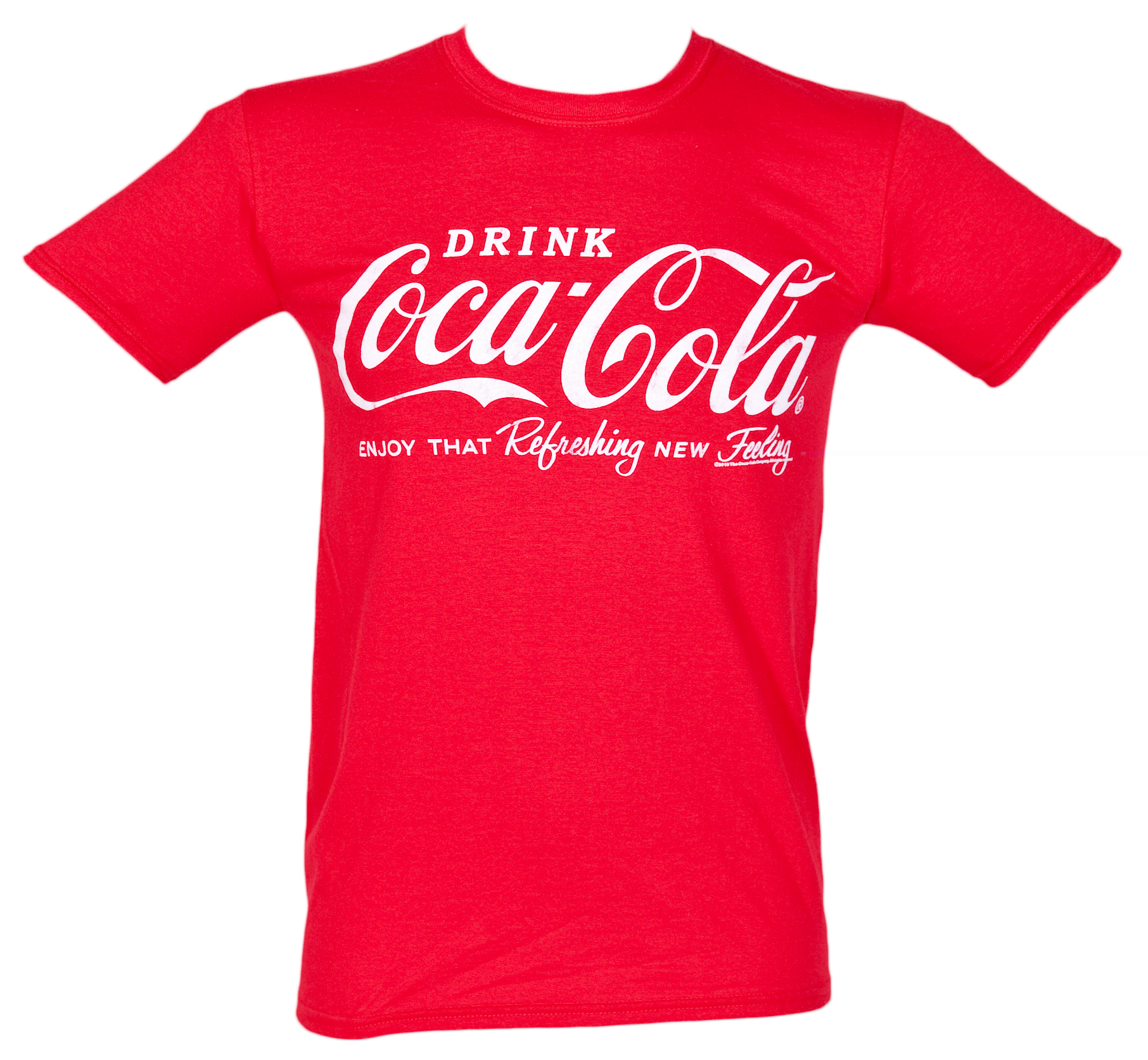 Fashion with fizz coca cola hits the runways at dolce for Tee shirt logo printing