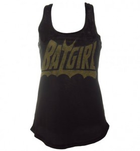 Ladies Classic Batgirl Racer Back Vest £24.99