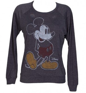 Ladies Mickey Mouse Pulloverfrom Junk Food £35.00