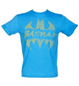 Men's Batman Crackle Logo T-Shirt £28.99