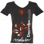 Mens_Depeche_Mode_Violator_V_Neck_T_Shirt_from_Amplified_Clothing_500