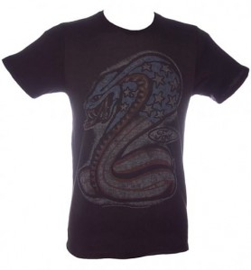 Men's Ford Cobra Vintage Crew Neck T-Shirt £27.99