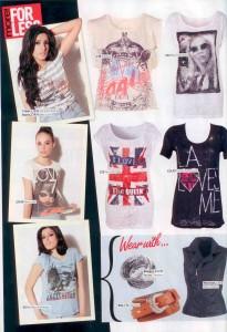 "Junk Food ""LA Loves Me"" T-Shirt in More! Magazine 14.06.11"