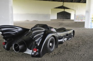 Putsch Racing Bat Car (Back)