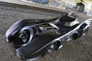 Putsch Racing Bat Car