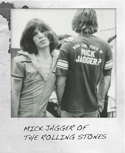 Who the fuck is mick jagger picture 40