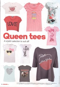Junk Food Minnie Mouse T-Shirt in Bliss September 2011