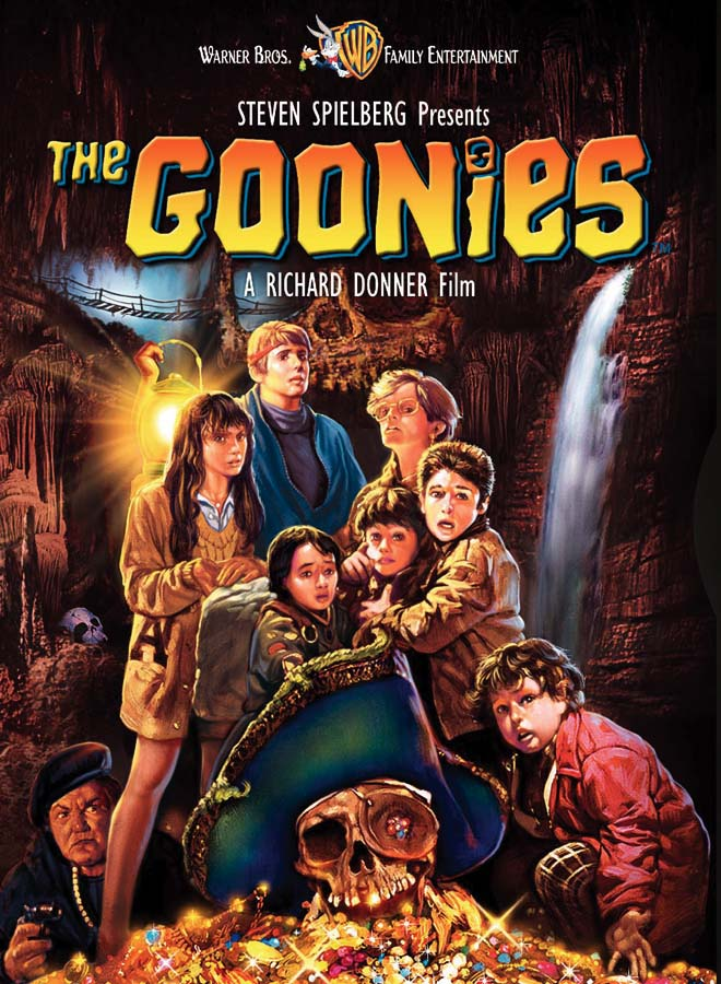 The Goonies T-Shirts, clothing, accessories and gifts Huge range of 80s, vintage and retro The Goonies t-shirts, clothing, Accessories and Gifts you can buy online & wear tomorrow