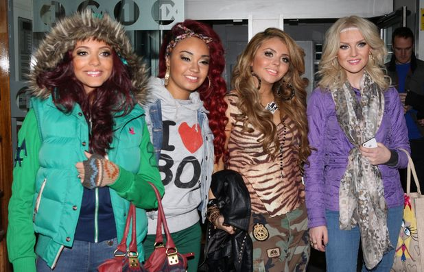 Leigh-Anne from Little Mix Wearing I Heart 80's hoodie from TruffleShuffle
