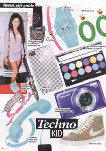 Classic Casio Watch in Reveal's Christmas Gift Guide 06.12.11