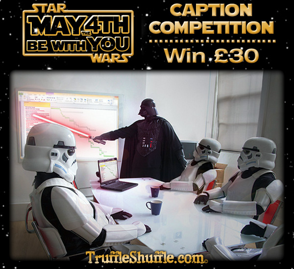 May The Fourth Be With You Wookie: May The Fourth Be With You! 20% Off ALL Our Star Wars