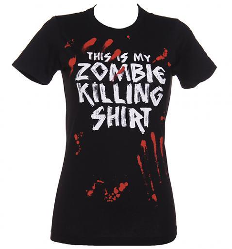 Zombie Killing T Shirt