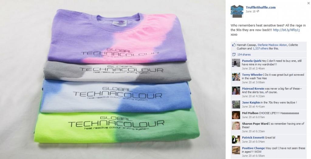Global Hypercolour T Shirts