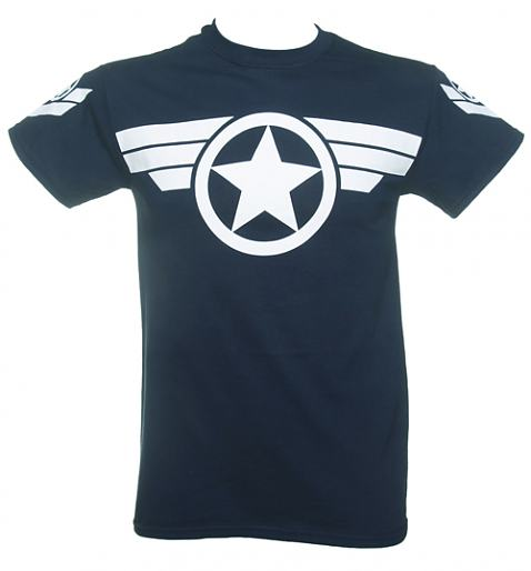 Captain America Uniform T Shirt