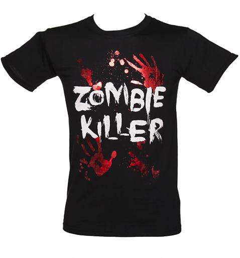 Men's Zombie Killer T-Shirt £19.99