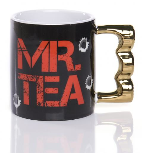 Mr Tea Sovereign Mug £7.99