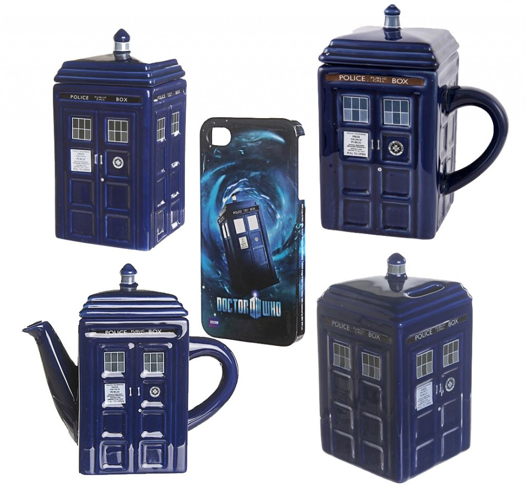 Knock knock who s there doctor doctor who - Tardis cookie jar ...