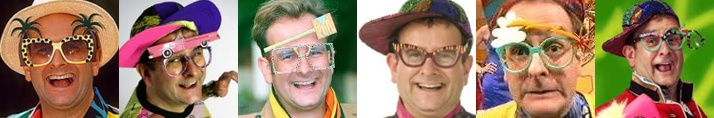 Timmy Mallett's Glasses