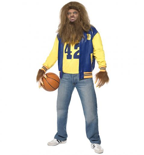 Men's Teen Wolf Fancy Dress Costume £47.99 (free P&P)