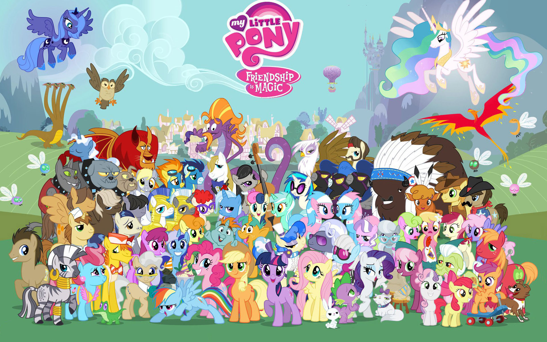 My little pony friendship is magic – be the designer