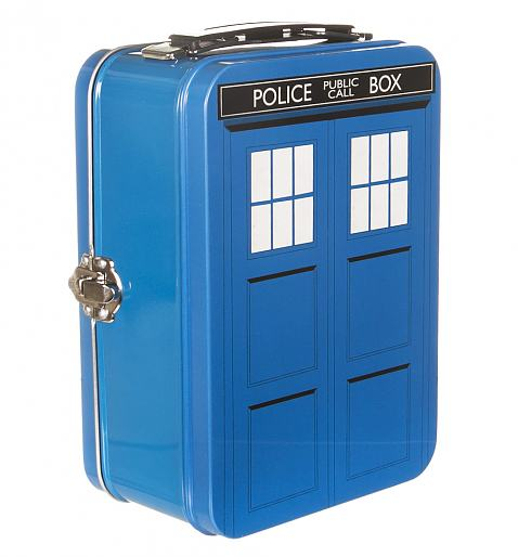Doctor Who Tardis Tin Tote £9.99