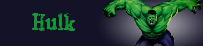 Fathers Day - Hulk Banner