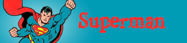 Fathers Day - Superman Banner