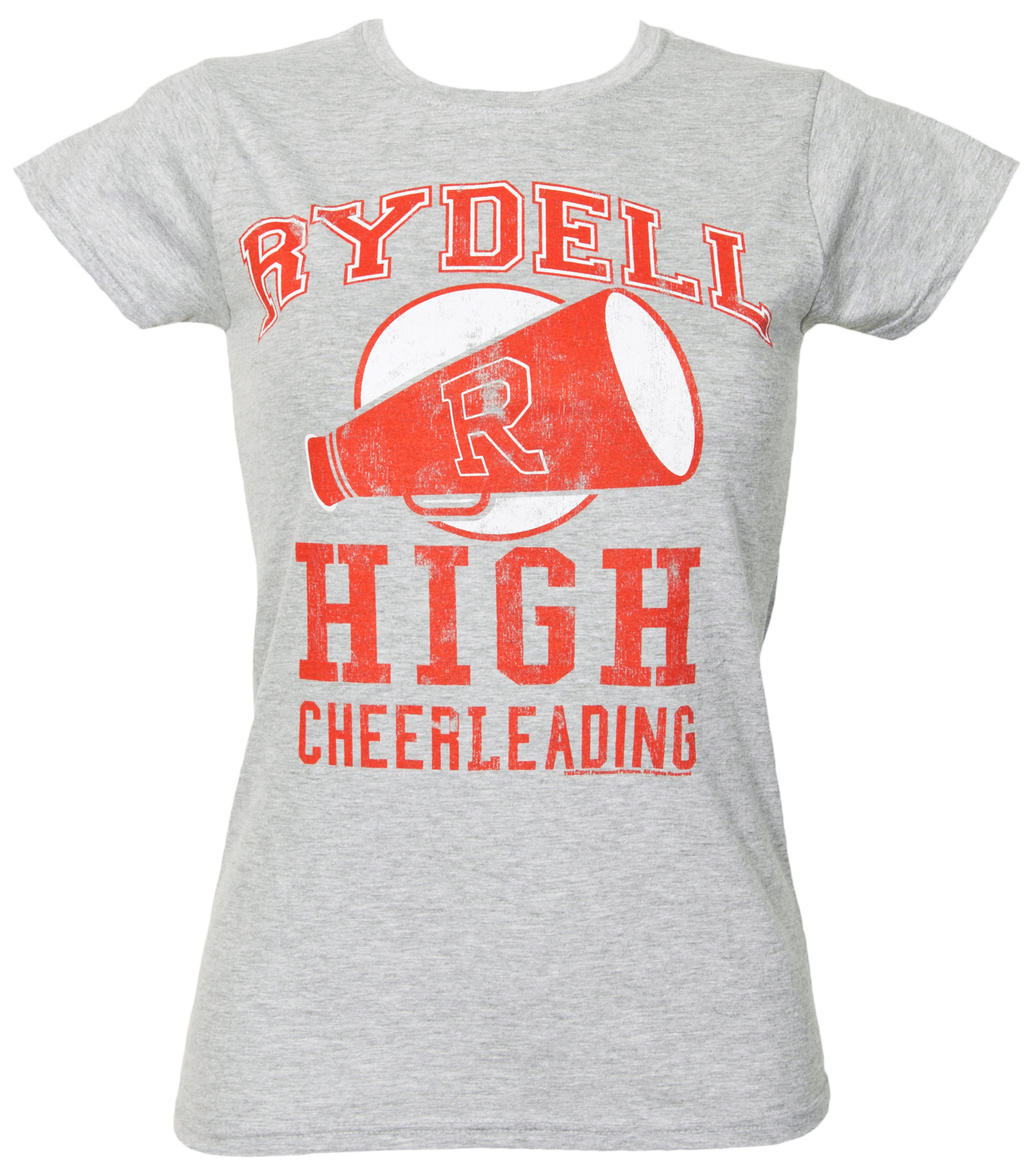Ladies Grease Rydell High Cheerleading T-Shirt £19.99