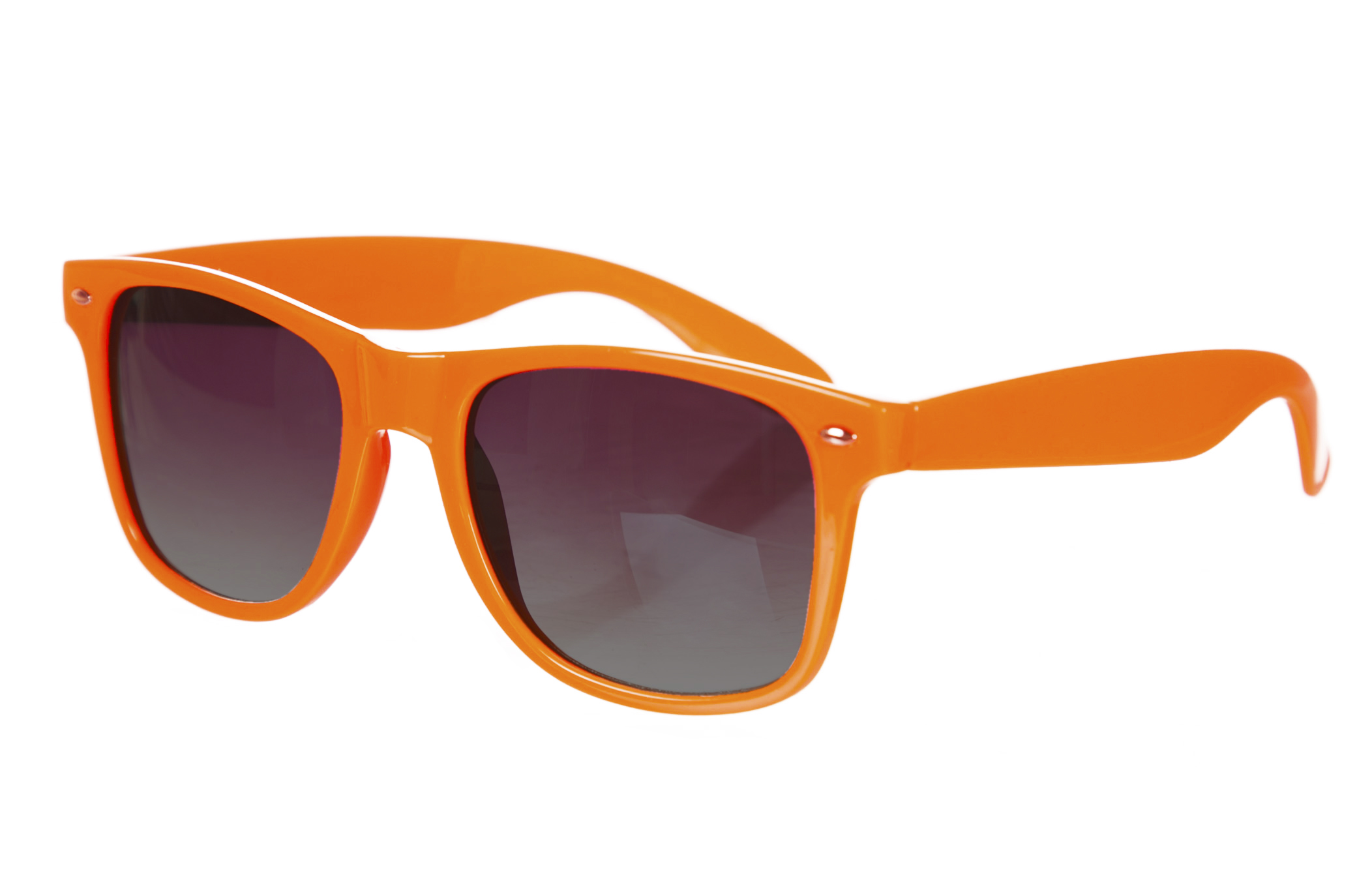 Orange Wayfarer Sunglasses £14.99
