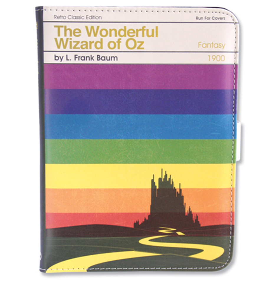 Wonderful Wizard Of Oz By L Frank Baum E-Reader Cover For Kindle Touch £14.99