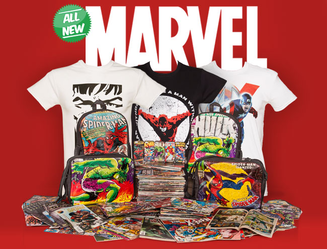 Marvel Accessories