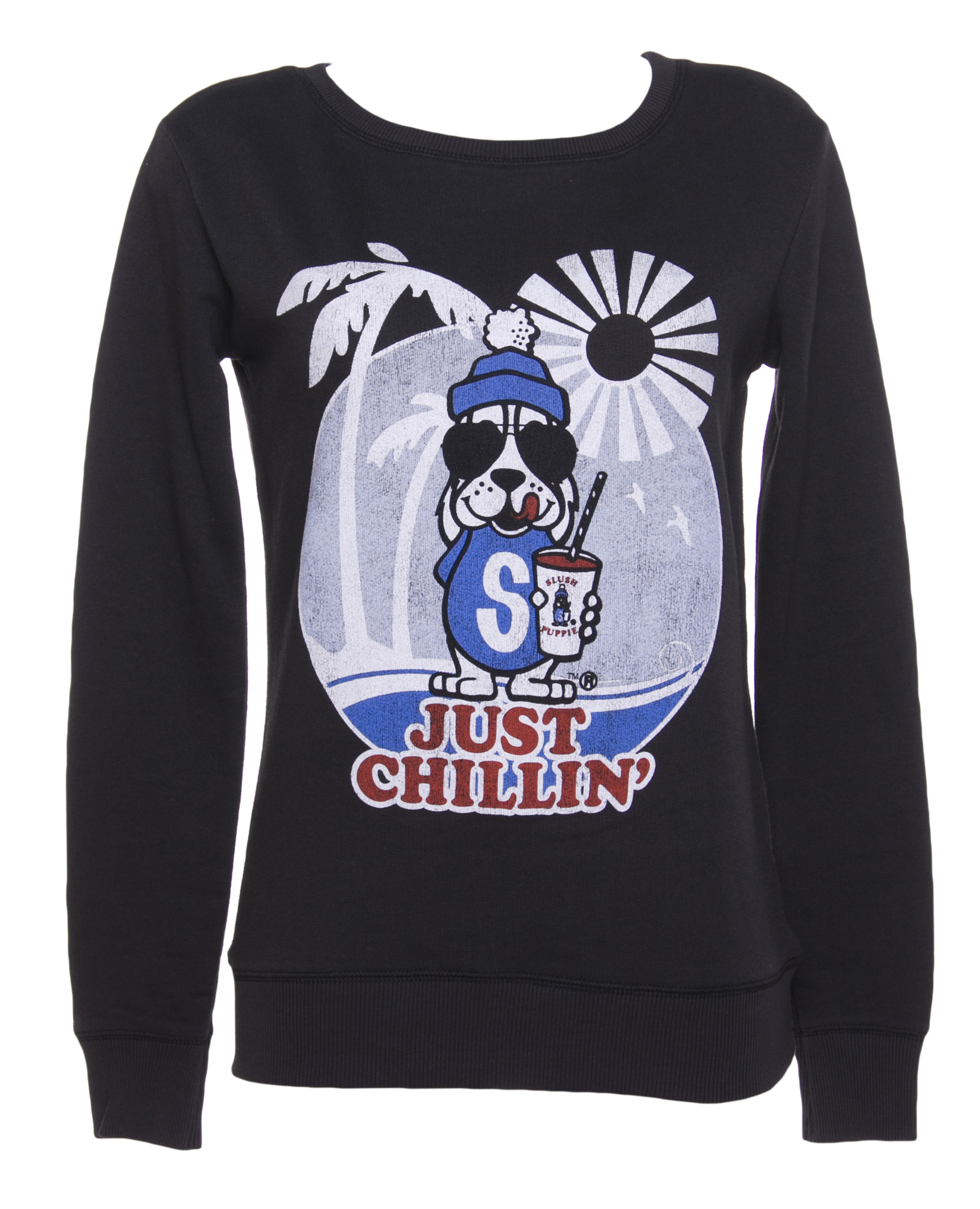 Ladies Slush Puppie Just Chillin Sweater £29.99