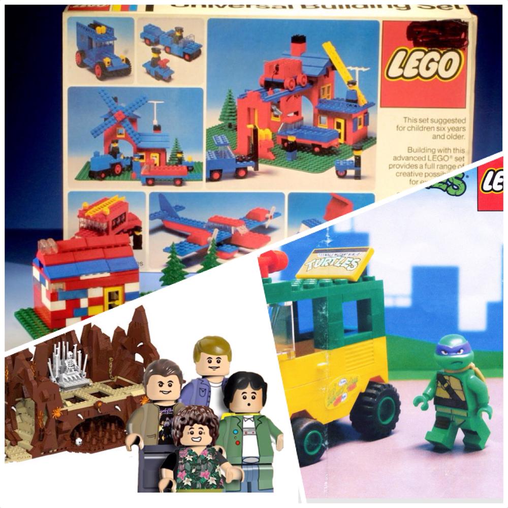 Retro Lego