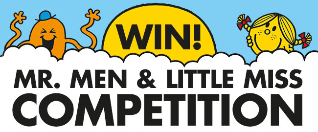 Mr Men & Little Miss Competition