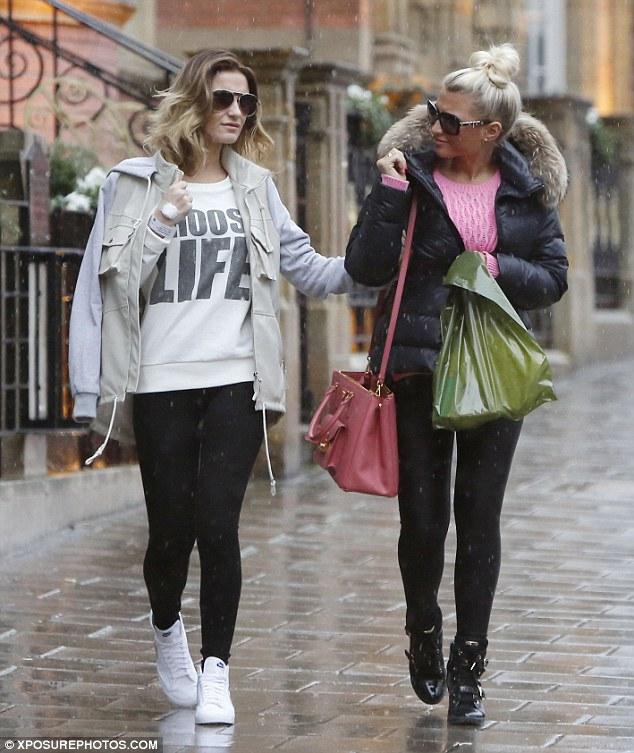 Sam Faiers Wears Our Ladies Choose Life Jumper £29.99