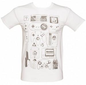 Men's Old School Gamer T-Shirt