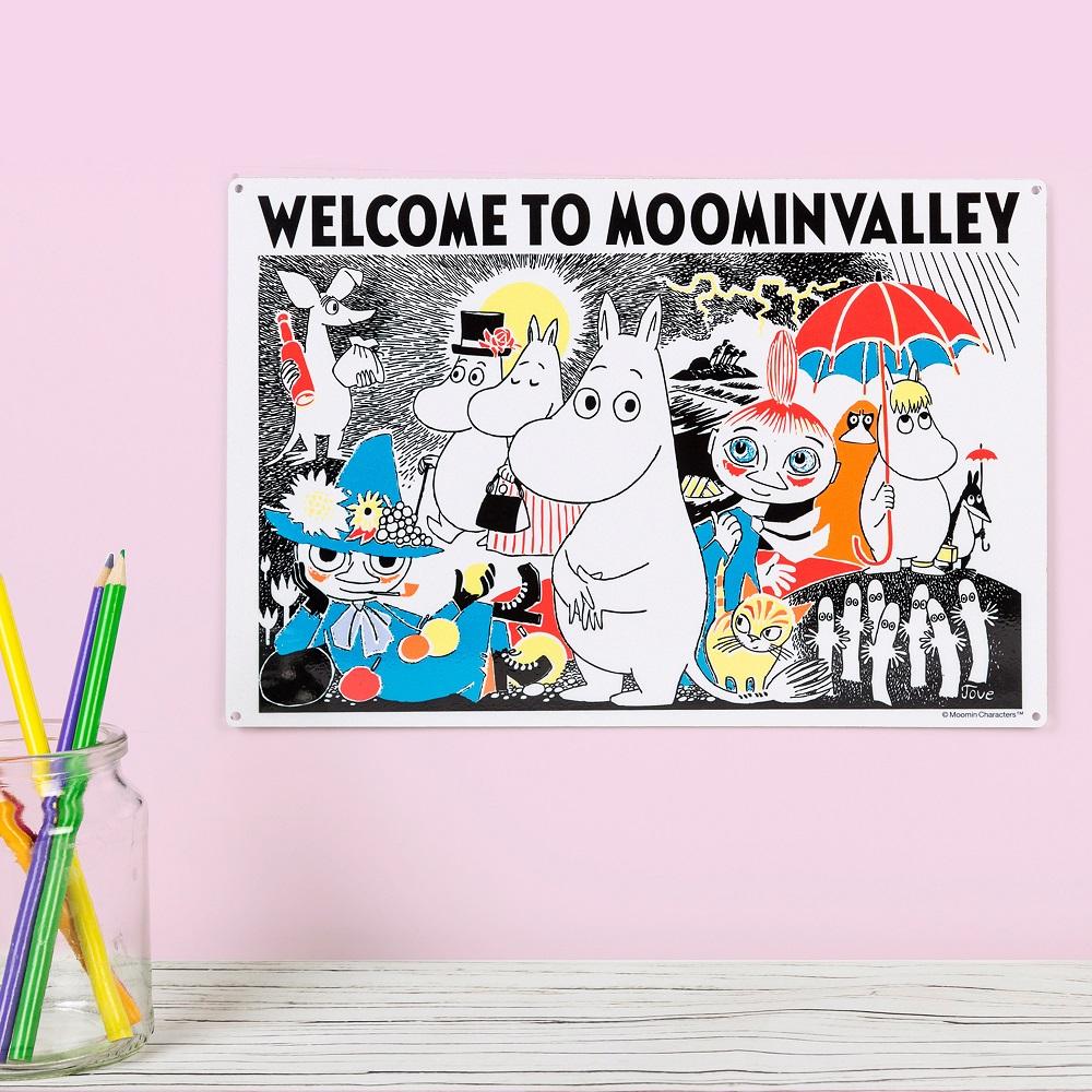 Moomins Sign
