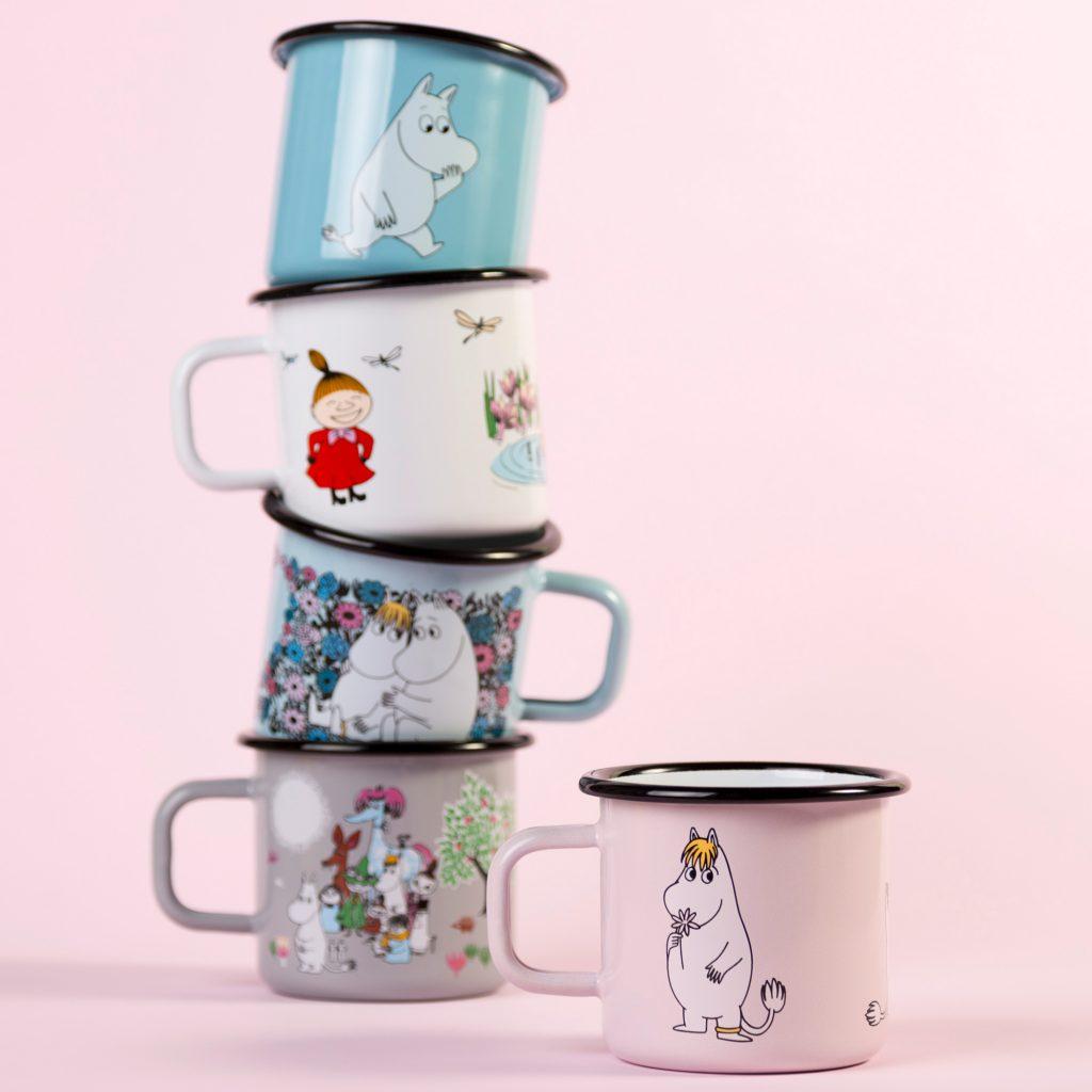 Moomins Mugs