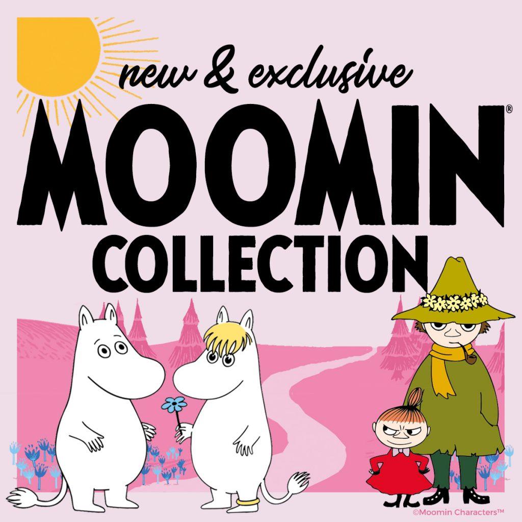 TruffleShuffle Moomins