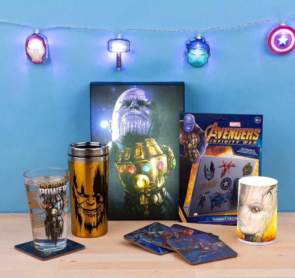 Infinity War Merchandise