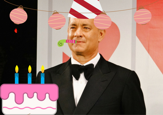 Tom Hanks Birthday