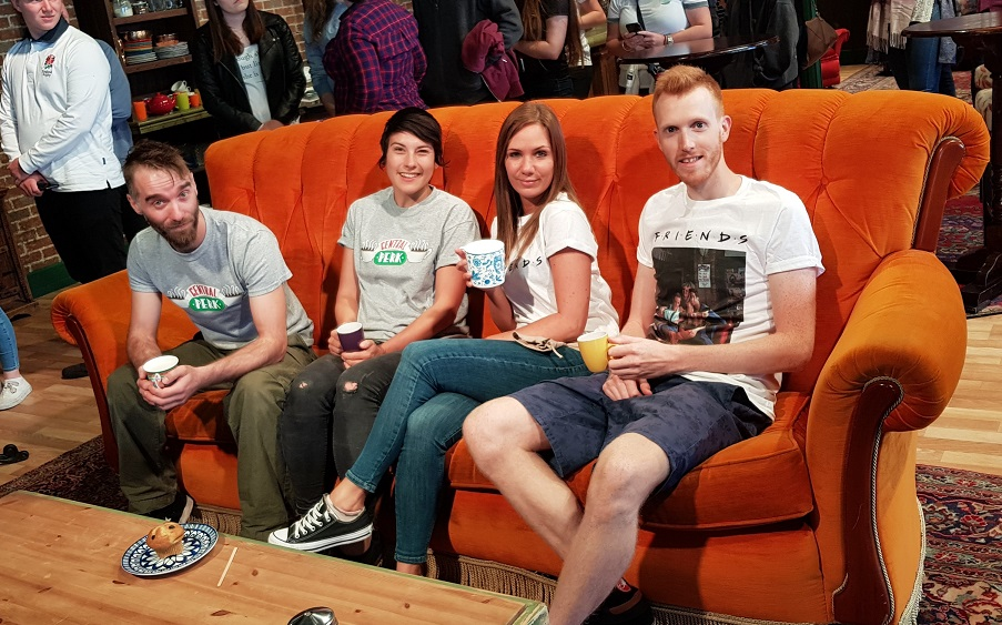 FriendsFest Central Perk