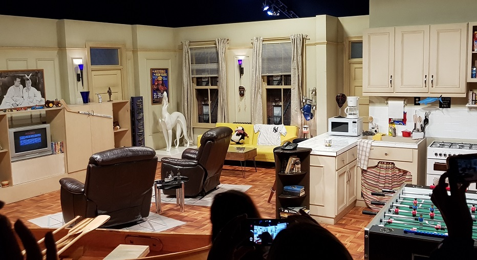 FriendsFest Joey and Chandler Apartment