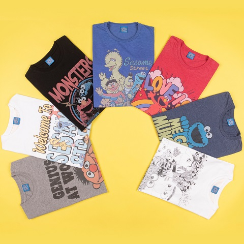 Sesame Street TShirts