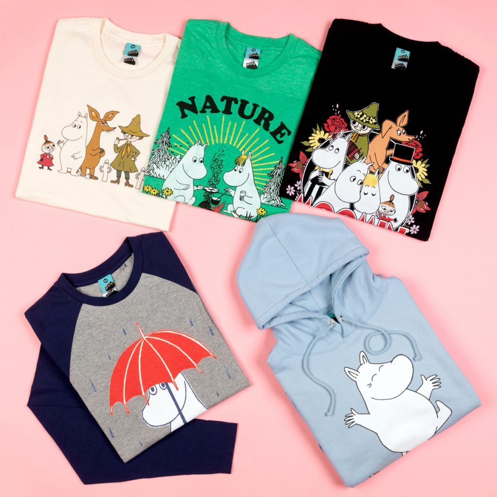 Moomin Clothing